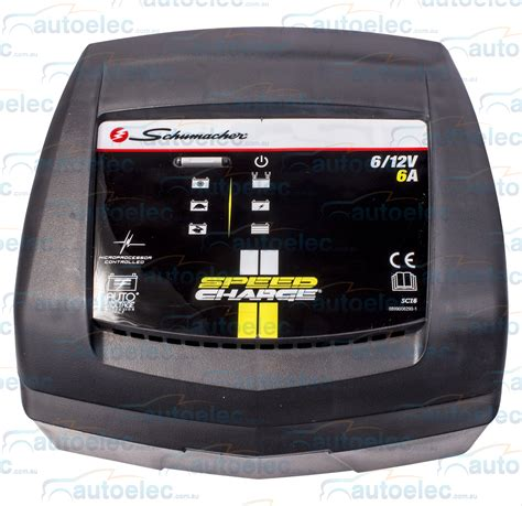schumacher battery chargers australia schumacher 6v 12v 2 4 6 battery charger car