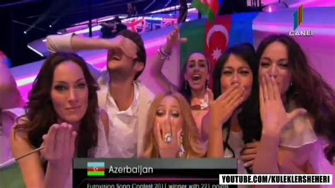 finally we pick a winner for the 2011 holiday email winner eurovision 2011 azerbaijan final hd youtube