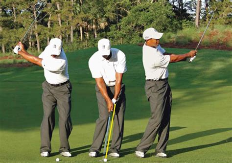 scooping golf swing anti method golf are you striking or scooping anti method golf