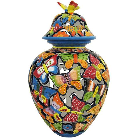Talavera Vases by Talavera Jars Vases Collection Talavera Jar W