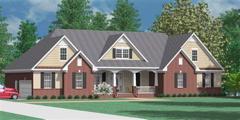 one story brick house plans brick one story house plans quotes