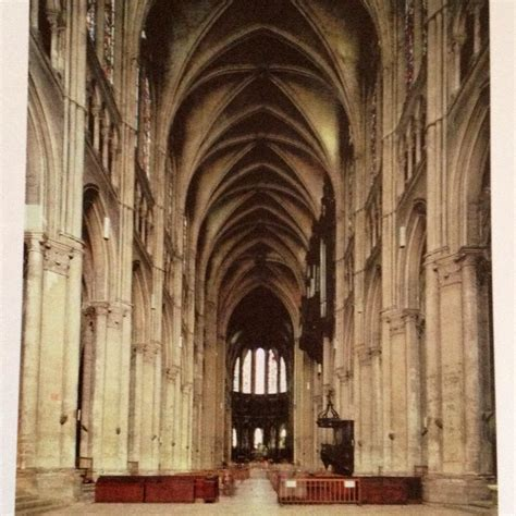 Chartres Cathedral Interior by 301 Moved Permanently
