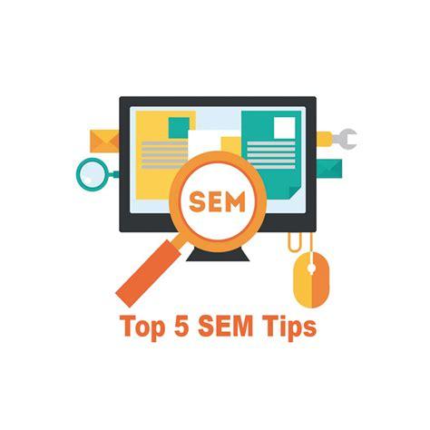 Seo Marketing Company 5 by Top 5 Search Engine Marketing Tips Genxseo
