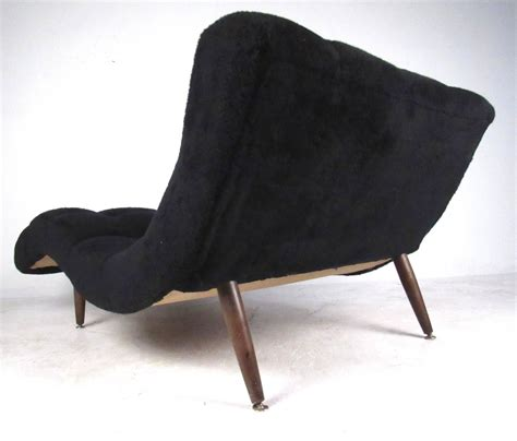 mid century chaise lounge mid century modern double chaise lounge by adrian pearsall