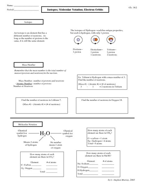 Isotopes Worksheet by Ions And Isotopes Worksheet Worksheets Releaseboard Free