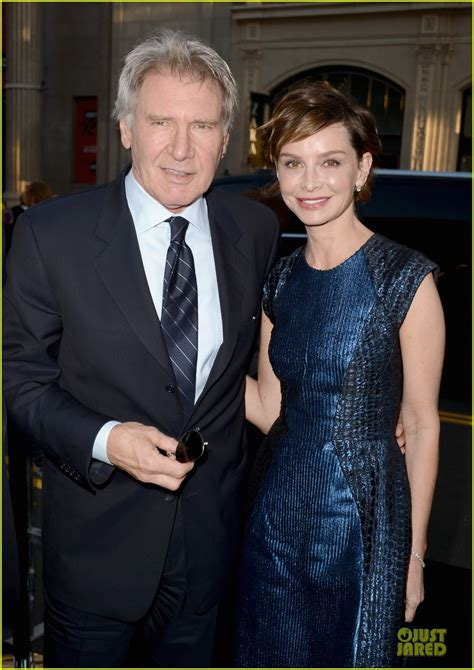 Calista Flockhart And Harrison Ford by Harrison Ford And Calista Flockhart 2013 Www Pixshark