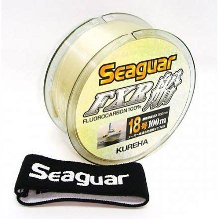 Leader Fluorocarbon Seaguar Fxr 100m 20 70lb fluorocarbon akvasport