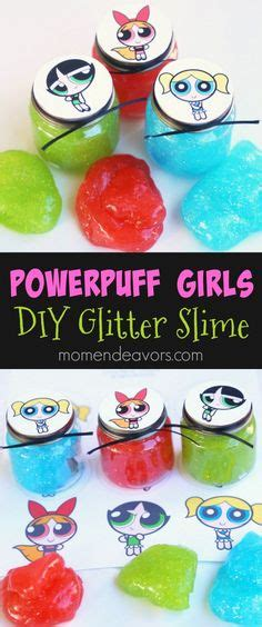cara membuat slime happy girl modern powerpuff girls party oh happy day powerpuff