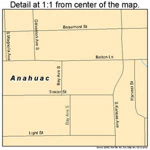 map of anahuac anahuac map 4803144