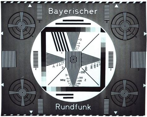 test pattern bash old television test pattern yahoo image search results