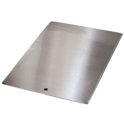 stainless steel sink cover advance tabco k 455c sink cover 16x20 quot stainless steel