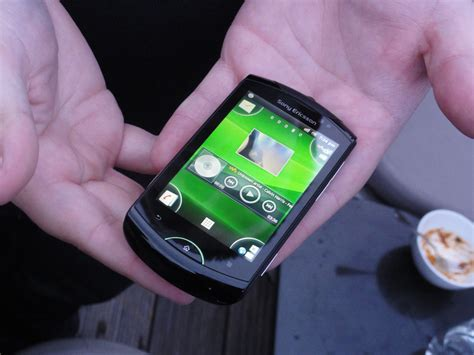 Hp Android Sony Ericsson Live With Walkman on with the sony ericsson live with walkman android central