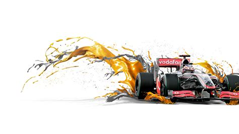 mclaren f1 drawing water hd wallpapers page 2 high resolution wallarthd com