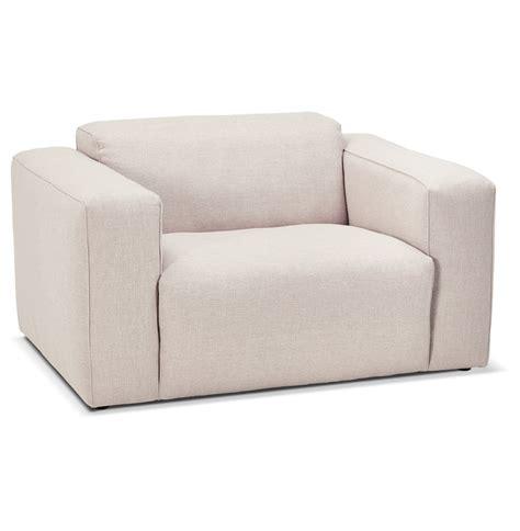 stoel 1 5 zits 1 5 zits fauteuil canyon mini beige designbank