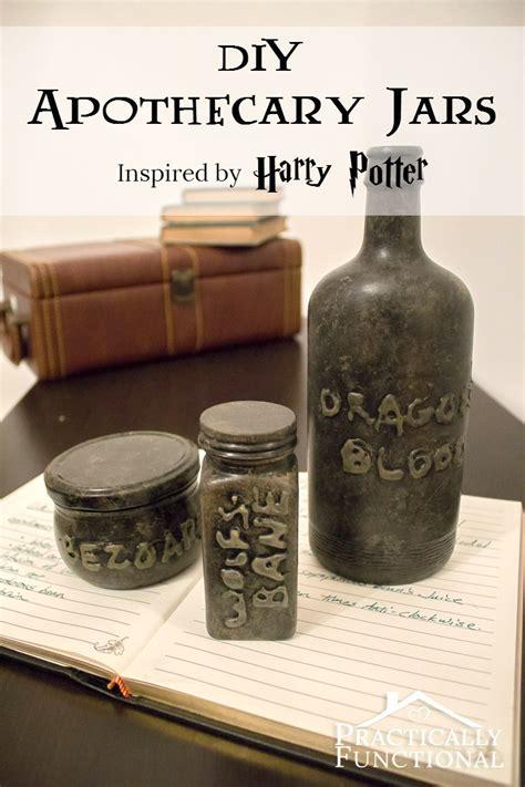 diy decorations with jars diy apothecary jars