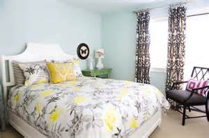 Yellow Green And Grey Bedroom Green And Gray Bedroom Design Design Decor Photos