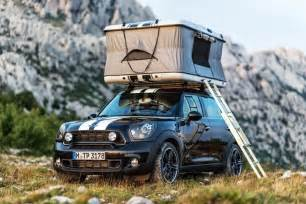 mini cooper countryman rooftop tent mini s