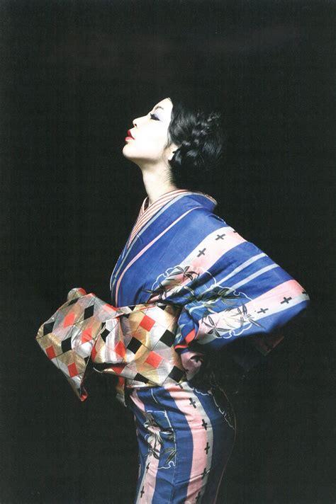 artdependence kimono kyoto  catwalk   victoria