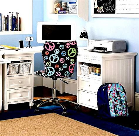 space ideas futuristic kids office room with small space ideas
