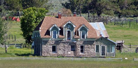 Earth Homes file roba ranch house paulina oregon jpg wikimedia commons