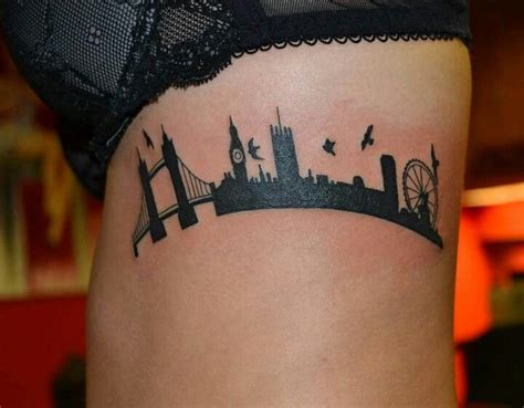 london tattoo skyline designs ideas and meaning tattoos for you