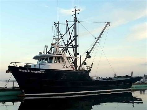 fishing boats for sale canada commercial fishing packer