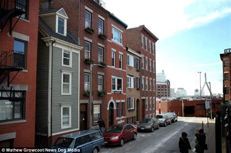 boston skinny house boston s skinniest house built out of spite and sibling