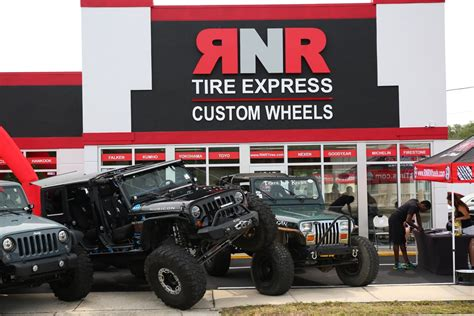rnr tire express custom wheels location opens  clearwater florida
