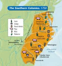 map of colony in 1732 uncoveringcurriculum 702 colony southern