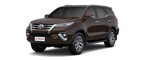 Toyota Truck Cers Toyota Fortuner Price Check Year End Offers Review