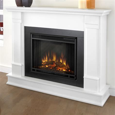 Real Flame Silverton Electric Fireplace Reviews Wayfair Silverton Electric Fireplace