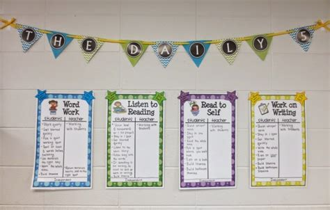 classroom layout for daily five setting up for second the daily 5 in 2nd grade