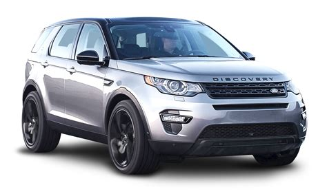 silver land rover discovery silver land rover discovery car png image pngpix