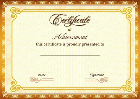 certificates for home design surprising certificate design certificate