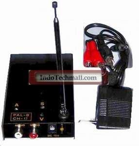 Adaptor Indovision remote extender sender rf modulator kaskus archive