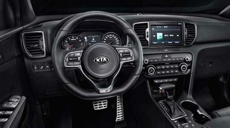 Kia Kx5 2020 by 2017 2018 2019 Interior Burl Wood Dash Trim Kit Set For