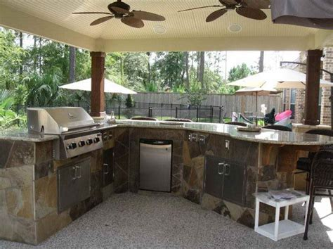 covered outdoor kitchen plans kitchen easy ways to covered outdoor kitchen pictures