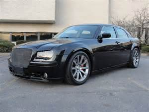 Chrysler 300 Srt8 2006 European Automobile Company 2006 Chrysler 300 C Srt8
