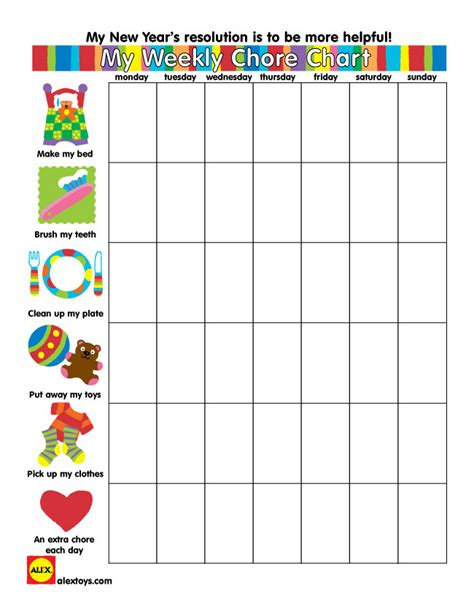 new year date chart new year printables alexbrands