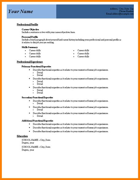 7 Download Biodata Format In Ms Word Instinctual Intelligence Microsoft Word Template Cv