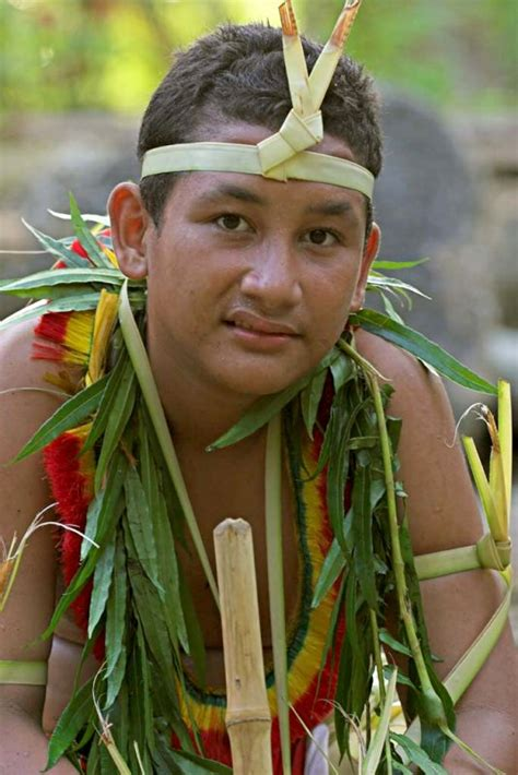 yap micronesia warrior boy yapese boy a photo from yap west trekearth