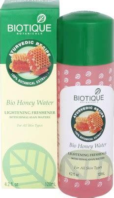 Toner Water Lightening Toner Mawar biotique bio honey water lightening freshener price in