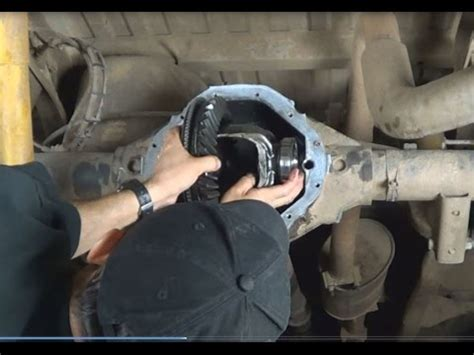 2000 dodge ram 1500 rear differential dodge ram 1500 noisy rear differential diagnose and repair