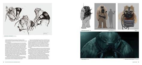 libro the art of rogue l arte di rogue one a star wars story in una ricca galleria di immagini projectnerd it