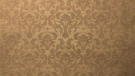 pattern paper brown light brown leather texture with damask pattern hd
