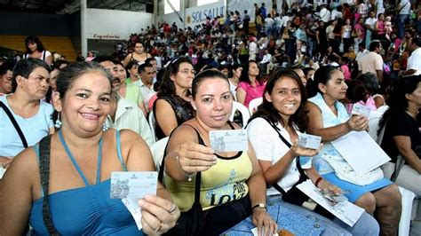 pagos familias en accion en villavicencio 2016 inici 243 segundo pago de m 225 s familias en acci 243 n 2017 en