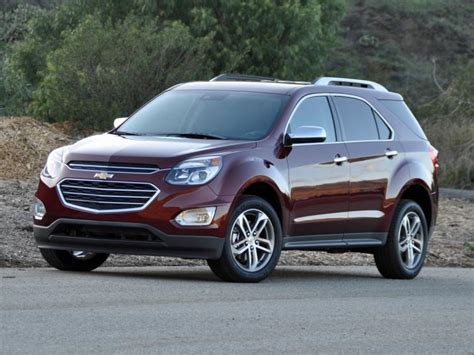 Reviews Of Chevrolet Equinox Pros And Cons Review 2016 Chevy Equinox Ny Daily News