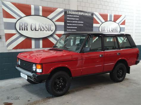 red land rover old 27 best land rover specialist rr classic images on