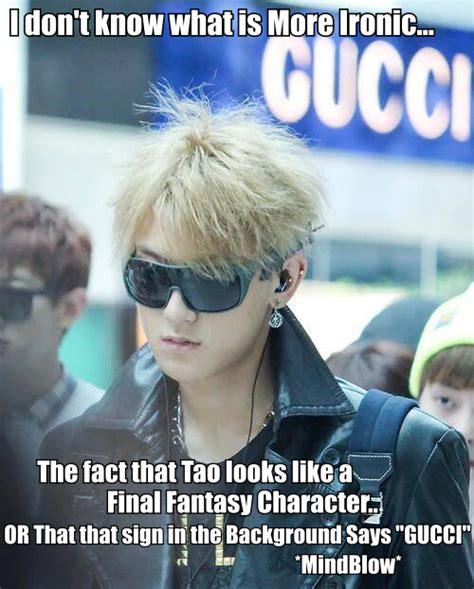 Tao Meme - image gallery kpop macros tao