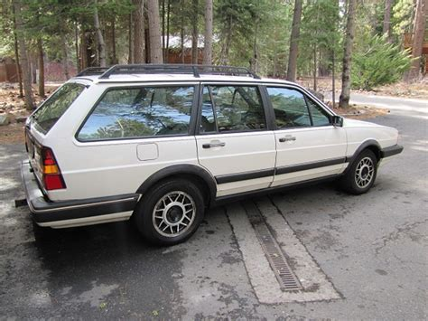 1987 volkswagen quantum syncro wagon german cars for